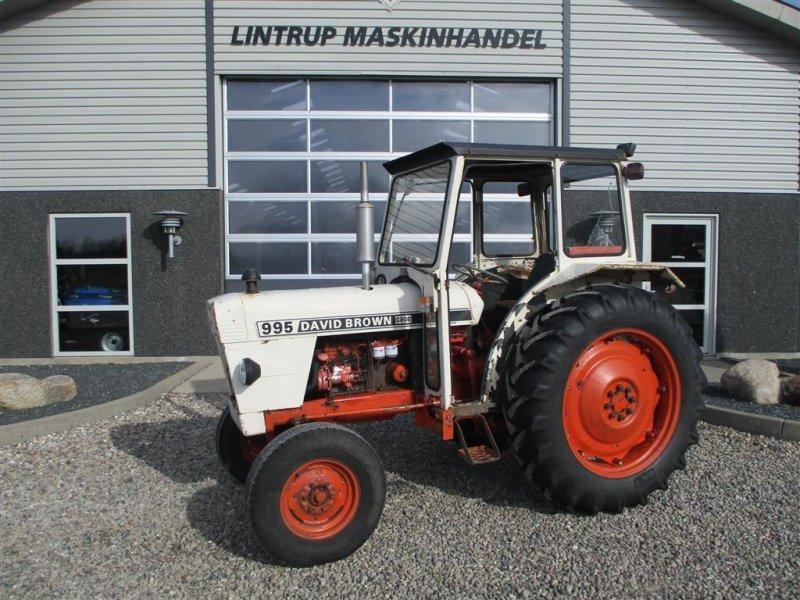 Traktor des Typs David Brown 995, Gebrauchtmaschine in Lintrup (Bild 1)
