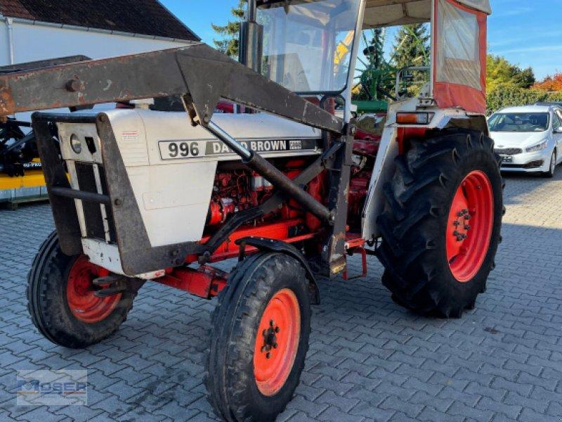 Traktor des Typs David Brown 996, Gebrauchtmaschine in Massing (Bild 1)