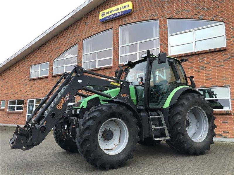 Traktor des Typs Deutz-Fahr 150 MED nye dæk!, Gebrauchtmaschine in Gjerlev J. (Bild 1)