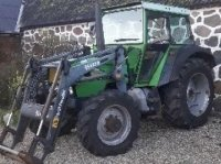Deutz-Fahr 4,50 1,50 AT m/ læsser Traktor