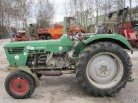 Deutz-Fahr 4006 mit Verdeck und Messerbalken Traktor