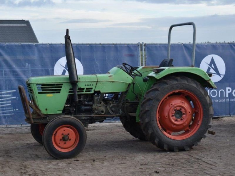 Traktor типа Deutz-Fahr 4006, Gebrauchtmaschine в Antwerpen (Фотография 1)