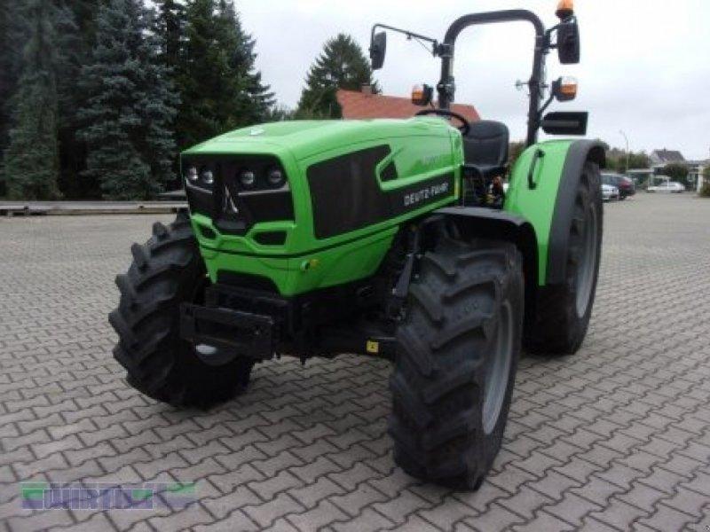 Traktor des Typs Deutz-Fahr 4070 E, Gebrauchtmaschine in Buchdorf (Bild 1)