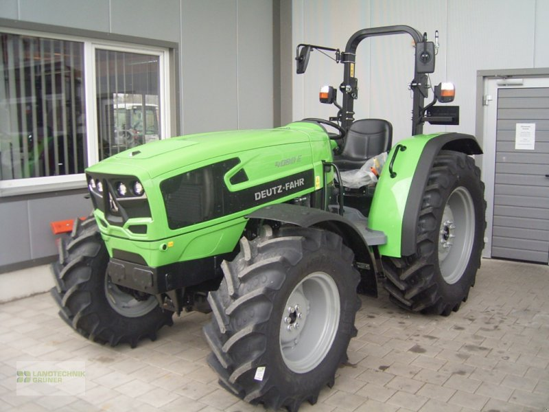 Traktor a típus Deutz-Fahr 4080E, Neumaschine ekkor: Hiltpoltstein (Kép 1)