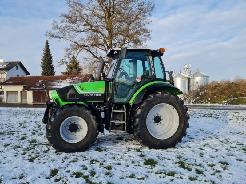 Traktor του τύπου Deutz-Fahr 420 TTV, Gebrauchtmaschine σε 0ttenhofen  (Φωτογραφία 1)