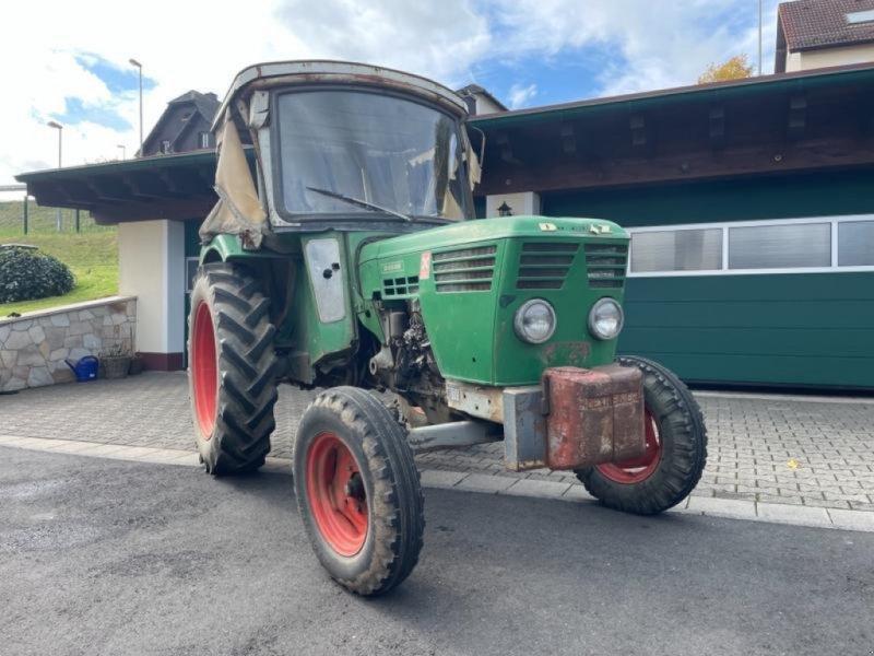 Traktor tipa Deutz-Fahr 4506 S Traktor Schlepper 1.Hd. TÜV, Gebrauchtmaschine u Niedernhausen (Slika 1)