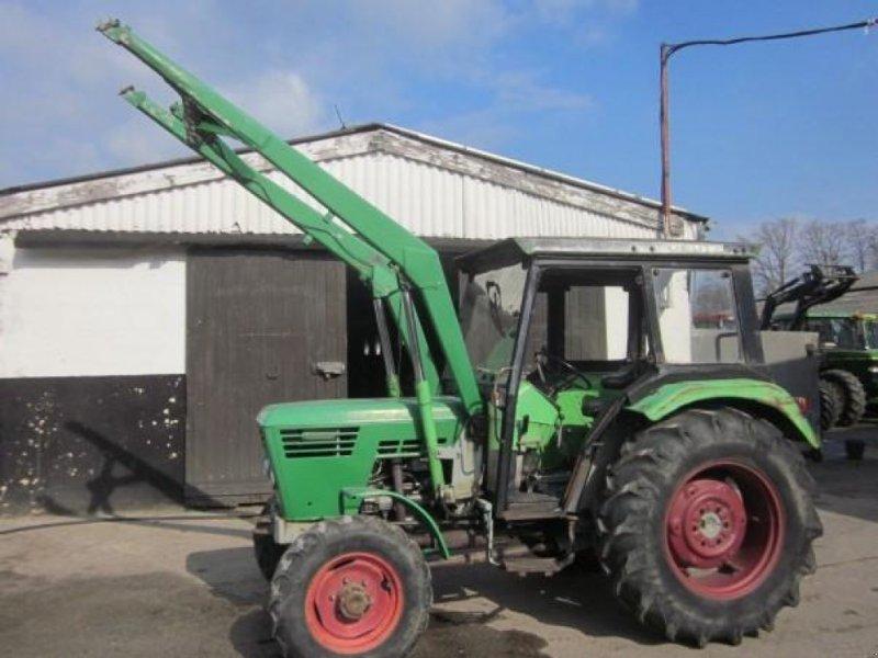 Traktor a típus Deutz-Fahr 5006 A-S, Gebrauchtmaschine ekkor: Ziegenhagen (Kép 1)
