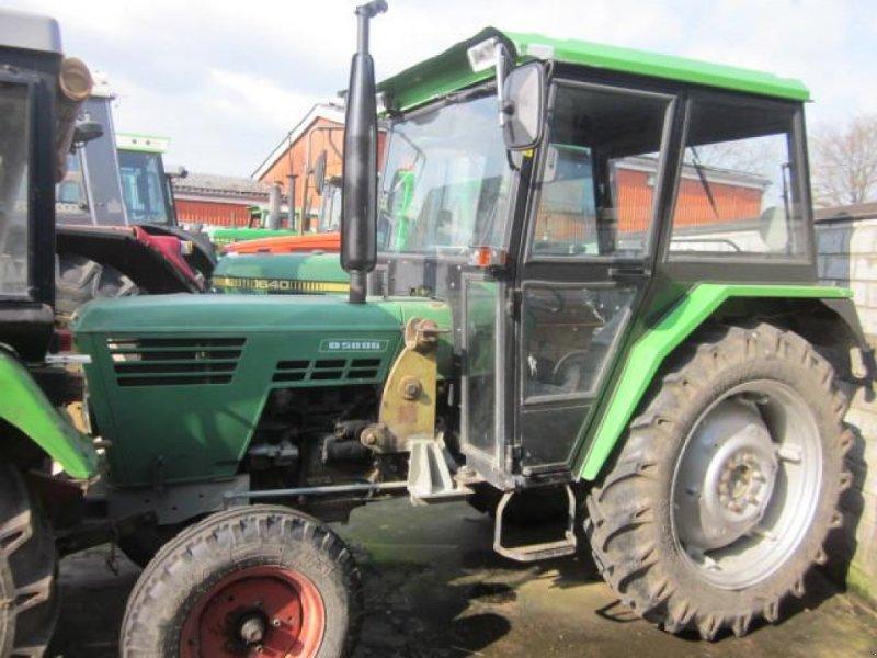 Traktor a típus Deutz-Fahr 5006, Gebrauchtmaschine ekkor: Ziegenhagen (Kép 1)