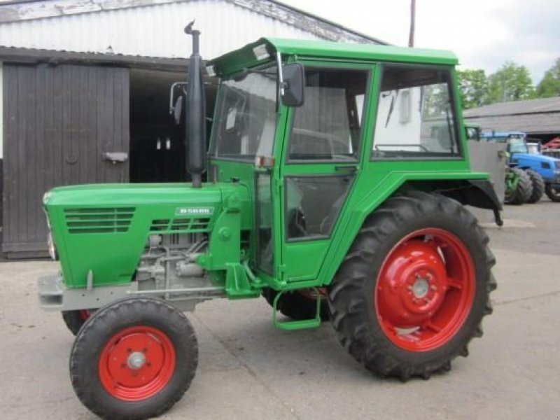 Traktor des Typs Deutz-Fahr 5006, Gebrauchtmaschine in Ziegenhagen (Bild 1)