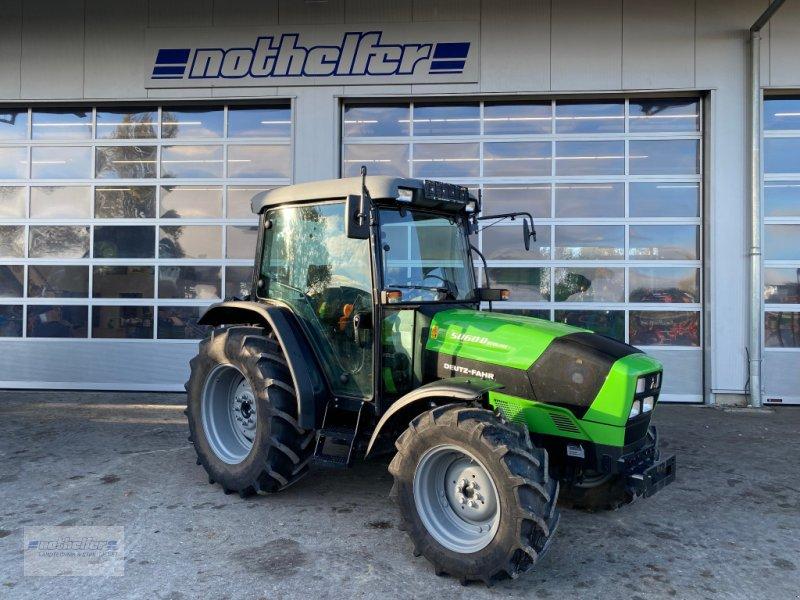Traktor des Typs Deutz-Fahr 5060 D Ecoline, Gebrauchtmaschine in Pforzen (Bild 1)