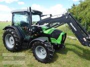 Traktor a típus Deutz-Fahr 5070 D Ecoline mit Industriefrontlader. Bj.2018. 1654 Std.  WIE NEU!!, Gebrauchtmaschine ekkor: Langenzenn