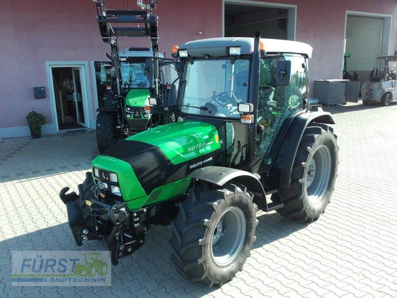 Traktor des Typs Deutz-Fahr 5070 D Ecoline, Gebrauchtmaschine in Perlesreut (Bild 1)