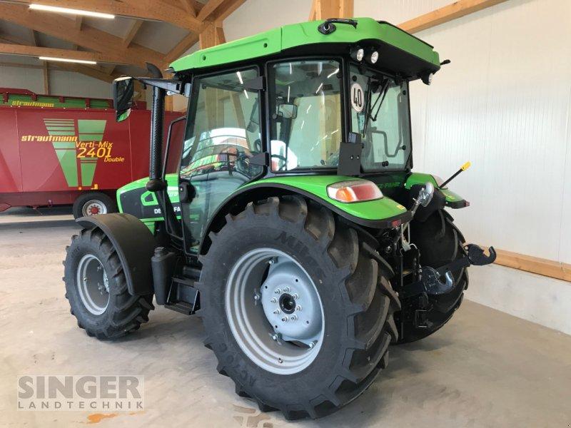 Traktor des Typs Deutz Fahr 5070 D Keyline, Neumaschine in Ebenhofen (Bild 4)