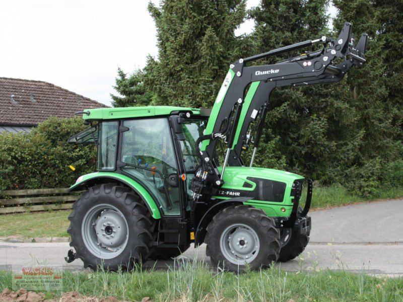 Traktor des Typs Deutz-Fahr 5070 D Keyline, Neumaschine in Ansbach (Bild 1)