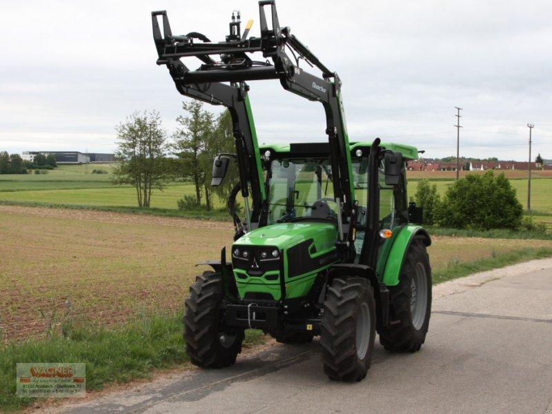 Traktor des Typs Deutz-Fahr 5070 D Keyline, Neumaschine in Ansbach (Bild 3)