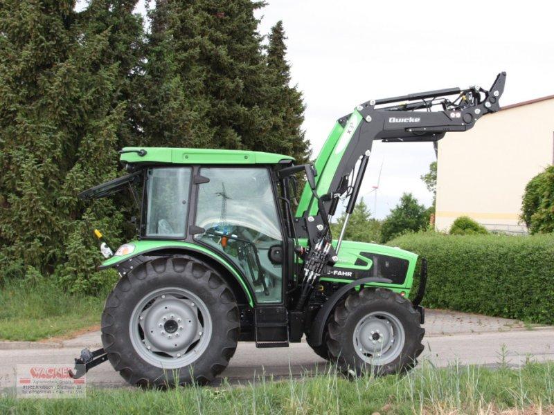Traktor des Typs Deutz-Fahr 5070 D Keyline, Neumaschine in Ansbach (Bild 5)