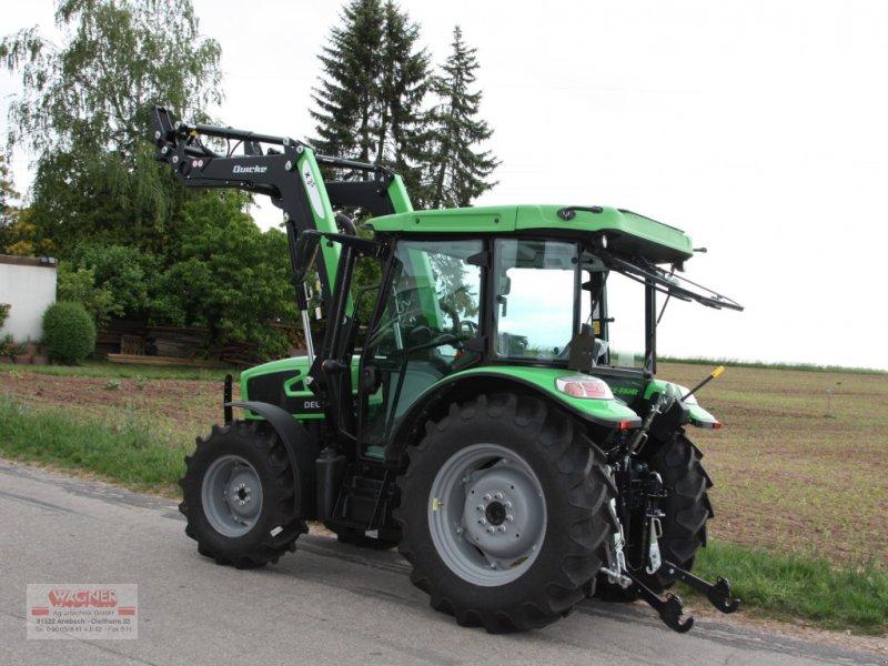 Traktor des Typs Deutz-Fahr 5070 D Keyline, Neumaschine in Ansbach (Bild 7)