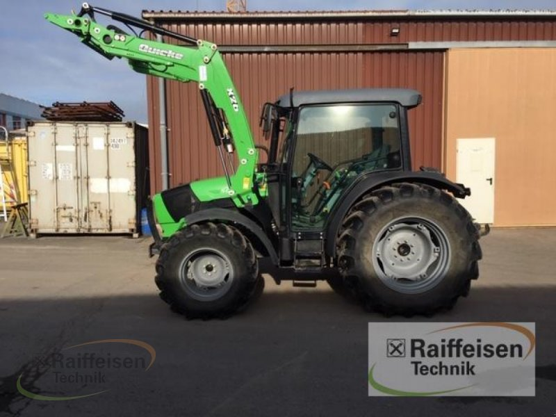 Traktor des Typs Deutz-Fahr 5080 D Ecoline Allrad, Gebrauchtmaschine in Hofgeismar (Bild 1)