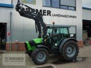 Traktor typu Deutz-Fahr 5080 D ECOLINE, ausstellbare Frontscheibe,  mit Frontlader parallelgeführt, Gebrauchtmaschine w Asendorf