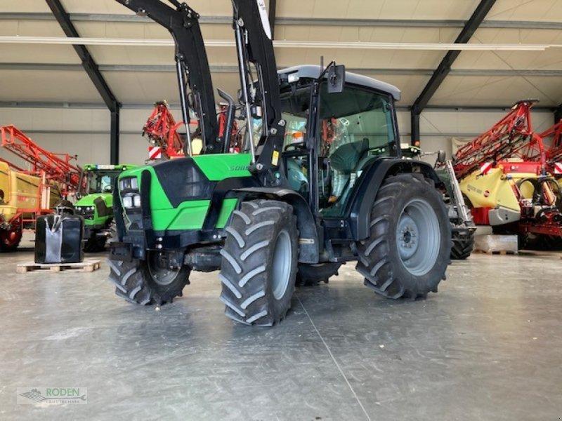 Traktor типа Deutz-Fahr 5080 D Ecoline, Gebrauchtmaschine в Lensahn (Фотография 1)