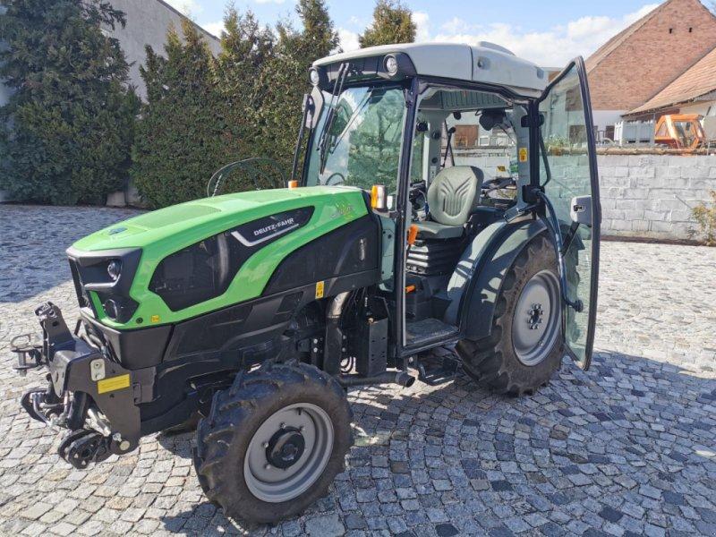 Traktor des Typs Deutz-Fahr 5080 D Ecoline, Gebrauchtmaschine in Mörbisch am See (Bild 1)