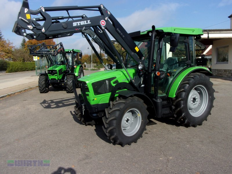 """Traktor типа Deutz-Fahr 5080 D Keyline """"B Modell"""", Neumaschine в Buchdorf (Фотография 1)"""