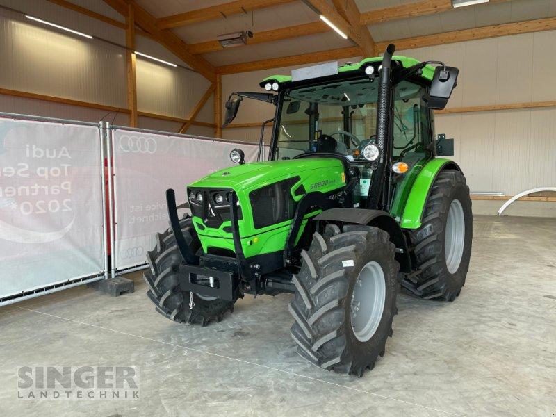 Traktor des Typs Deutz-Fahr 5080 D Keyline Frontlader Vorbereitung, Neumaschine in Ebenhofen (Bild 1)