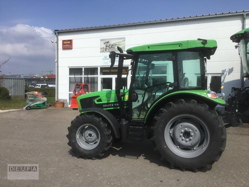 Traktor a típus Deutz-Fahr 5080 D KEYLINE, Neumaschine ekkor: Erbach (Kép 1)
