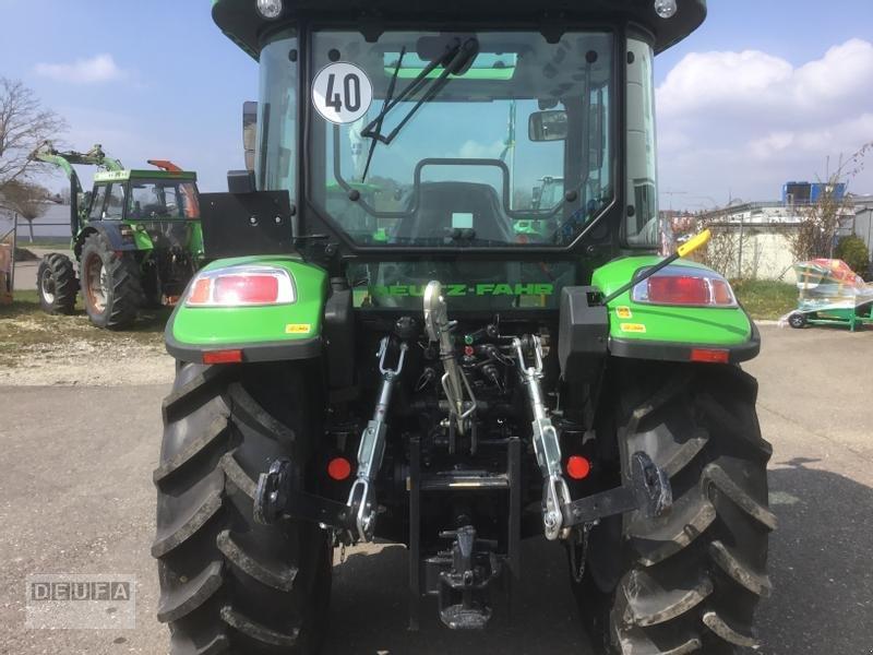 Traktor типа Deutz-Fahr 5080 D KEYLINE, Neumaschine в Erbach (Фотография 3)