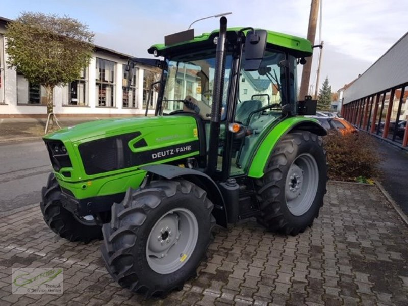 Traktor des Typs Deutz-Fahr 5080 D Keyline, Neumaschine in Neustadt (Bild 1)
