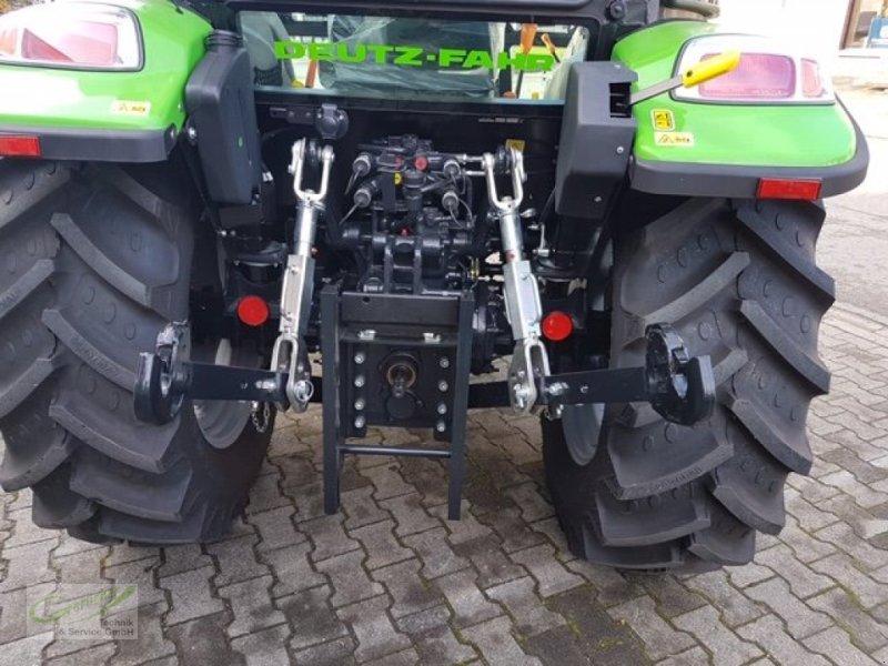 Traktor des Typs Deutz-Fahr 5080 D Keyline, Neumaschine in Neustadt (Bild 4)