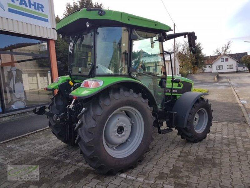 Traktor des Typs Deutz-Fahr 5080 D Keyline, Neumaschine in Neustadt (Bild 5)