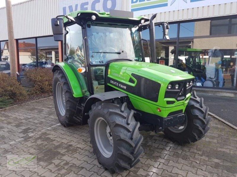 Traktor des Typs Deutz-Fahr 5080 D Keyline, Neumaschine in Neustadt (Bild 6)