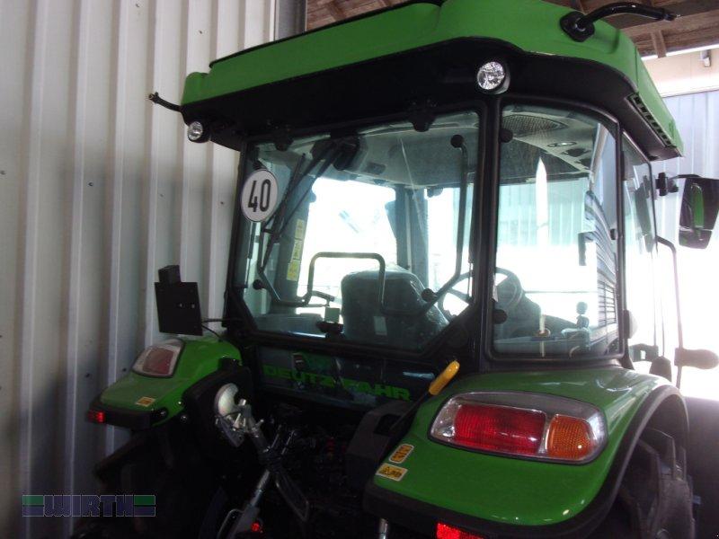 Traktor des Typs Deutz-Fahr 5080 D Keyline, Neumaschine in Buchdorf (Bild 5)