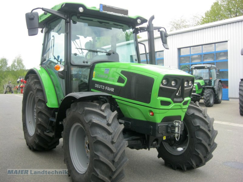 Traktor типа Deutz-Fahr 5080 D Keyline, Neumaschine в Dieterskirchen (Фотография 1)
