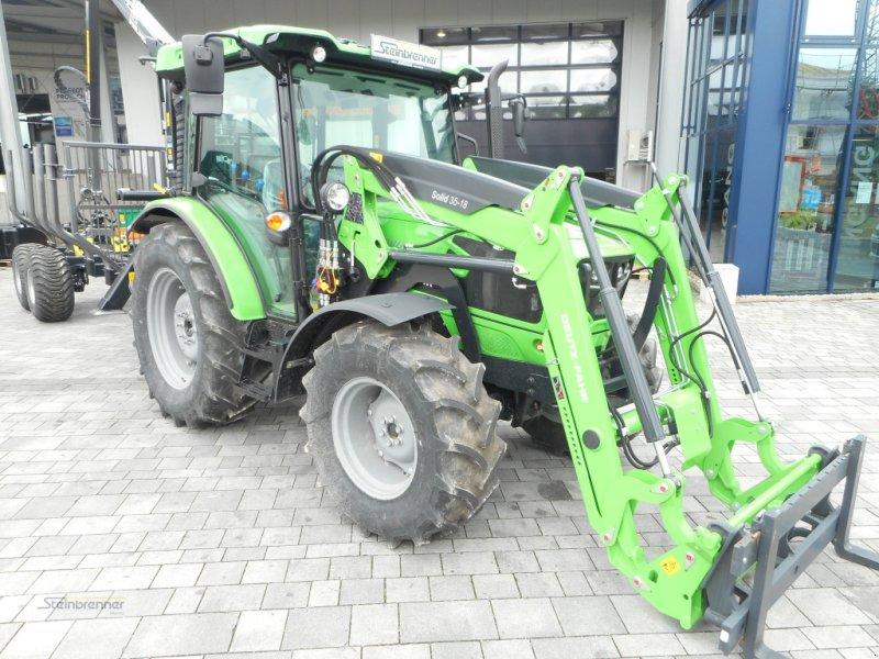 Traktor des Typs Deutz-Fahr 5080 D Keyline, Neumaschine in Wörnitz (Bild 1)
