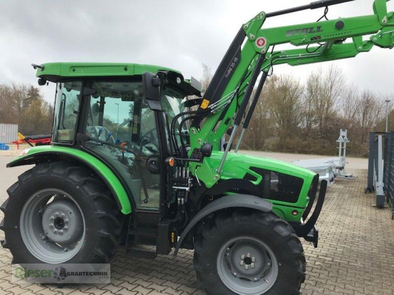 Traktor des Typs Deutz-Fahr 5080 D Keyline, Neumaschine in Nördlingen (Bild 1)