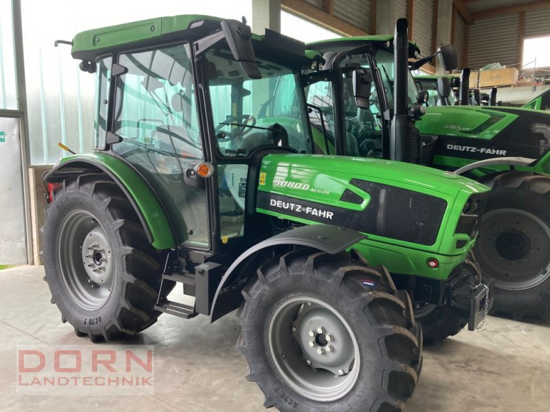 Traktor a típus Deutz-Fahr 5080 D Kyline   AKTION, Neumaschine ekkor: Bruckberg (Kép 1)