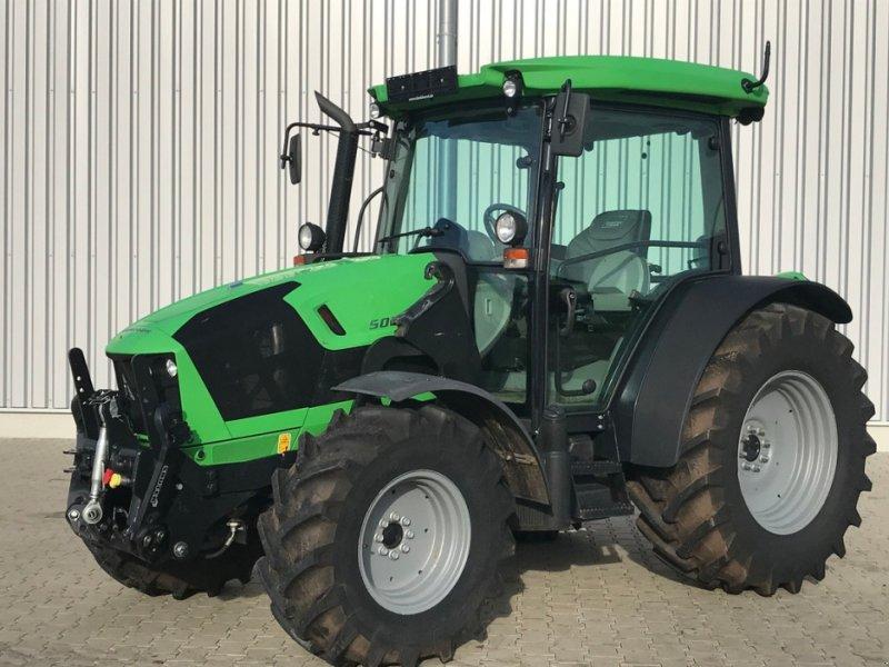 Traktor des Typs Deutz-Fahr 5080 G GS LD, Gebrauchtmaschine in Emsbüren (Bild 1)