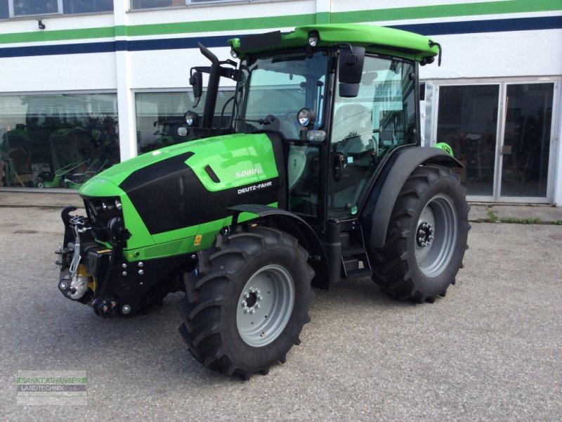 Traktor des Typs Deutz-Fahr 5080 G GS Var. B, Neumaschine in Diessen (Bild 1)