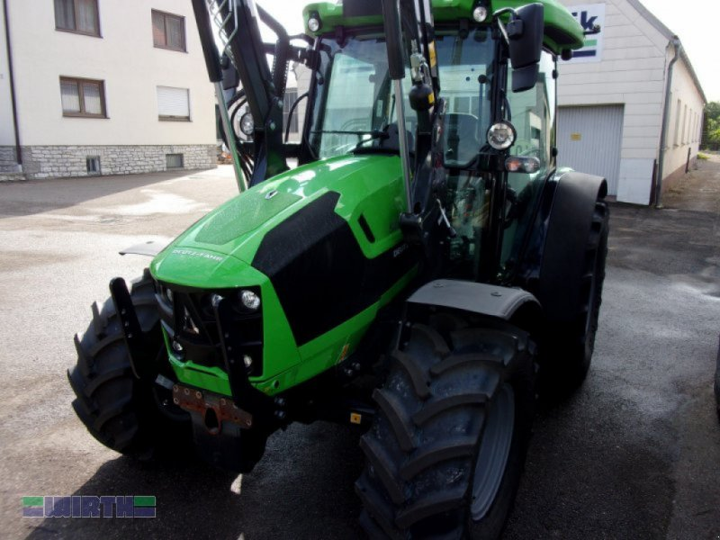 Traktor des Typs Deutz-Fahr 5080 G GS, Neumaschine in Buchdorf (Bild 6)