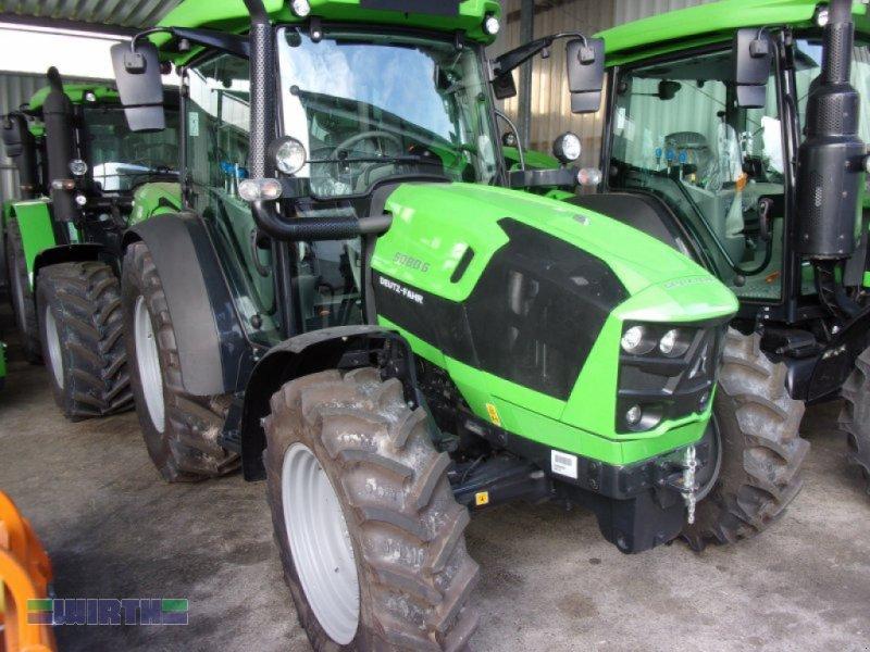 Traktor des Typs Deutz-Fahr 5080 G GS, Neumaschine in Buchdorf (Bild 4)