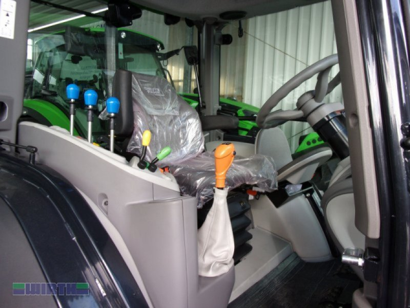 Traktor des Typs Deutz-Fahr 5080 G GS, Neumaschine in Buchdorf (Bild 11)