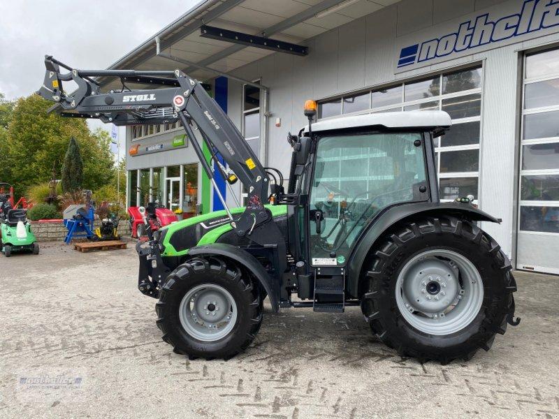 Traktor des Typs Deutz-Fahr 5085 D GS, Gebrauchtmaschine in Pforzen (Bild 4)