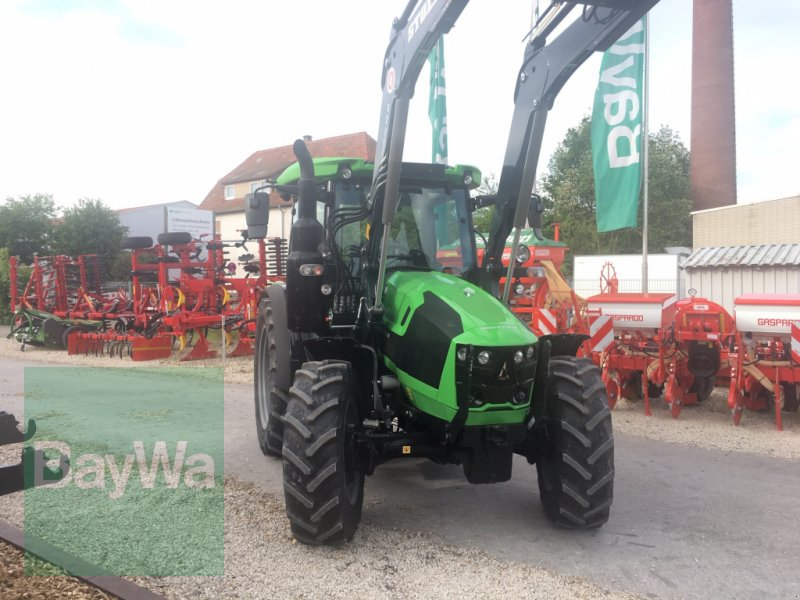 Traktor του τύπου Deutz-Fahr 5090 D, Gebrauchtmaschine σε Dinkelsbühl (Φωτογραφία 2)
