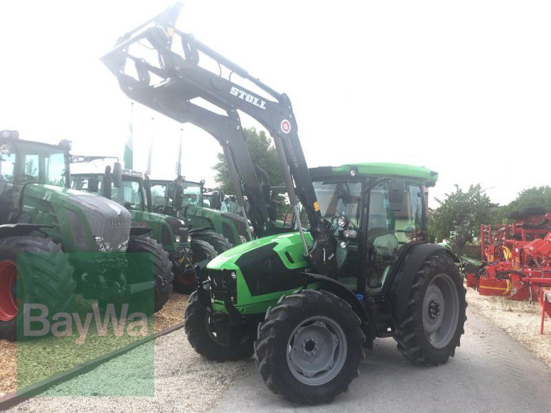 Traktor des Typs Deutz-Fahr 5090 D, Gebrauchtmaschine in Dinkelsbühl (Bild 1)