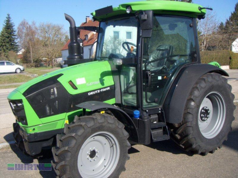 Traktor des Typs Deutz-Fahr 5090 G GS, Neumaschine in Buchdorf (Bild 2)