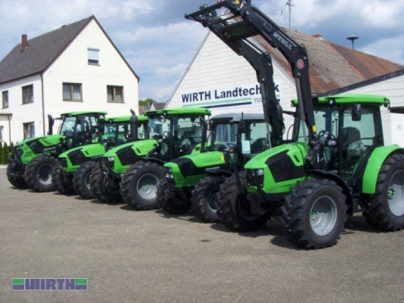Traktor des Typs Deutz-Fahr 5090 G GS, Neumaschine in Buchdorf (Bild 16)