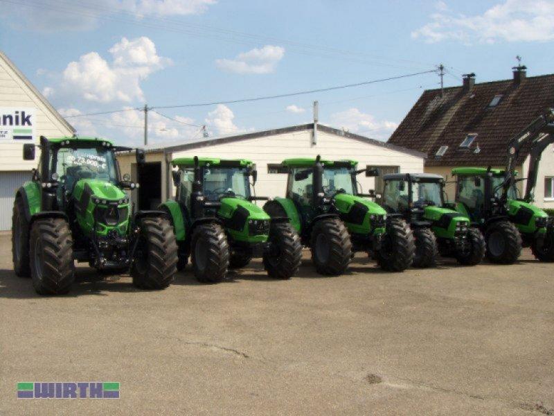 Traktor des Typs Deutz-Fahr 5090 G GS, Neumaschine in Buchdorf (Bild 17)