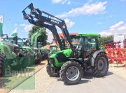 Traktor des Typs Deutz-Fahr 5090 G mit Stoll FZ 20 Frontlader Neuwertig!!, Gebrauchtmaschine in Dinkelsbühl